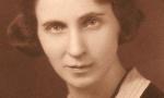 Zdjęcie z lat 30-tych. Weronika (z d. Śpiewankiewicz) Lizak (1900-1993), nauczycielka. Fotografia z kolekcji Z. Gzik.