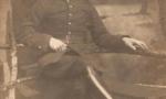 Zdjęcie z ok. 1921 r. Lucjan Urbański (1901-1943) Fotografia z kolekcji J. Kaszyńskiego.