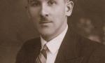 Stanisław Dawid (1899-1943) - syn Ludwika Dawida i Władysławy z Klembowskich. Zdjęcie z 1935 r. Fotografia z kolekcji J. Kaszyńskiego.