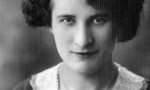 Kazimiera Dawid (1910-1989), w 1940 r. wyszła za mąż za Józefa Kaszyńskiego (1914-1986).  Zdjęcie z 1932 r. Fotografia z kolekcji J. Kaszyńskiego.