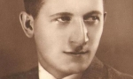 Jan Dawid (1908-1966) - syn Edwarda i Walerii z Łęskich. Zdjęcie z ok. 1934 r. Fotografia z kolekcji J. Kaszyńskiego.