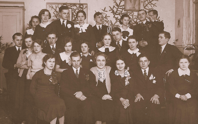 Fotografia z 1935r.