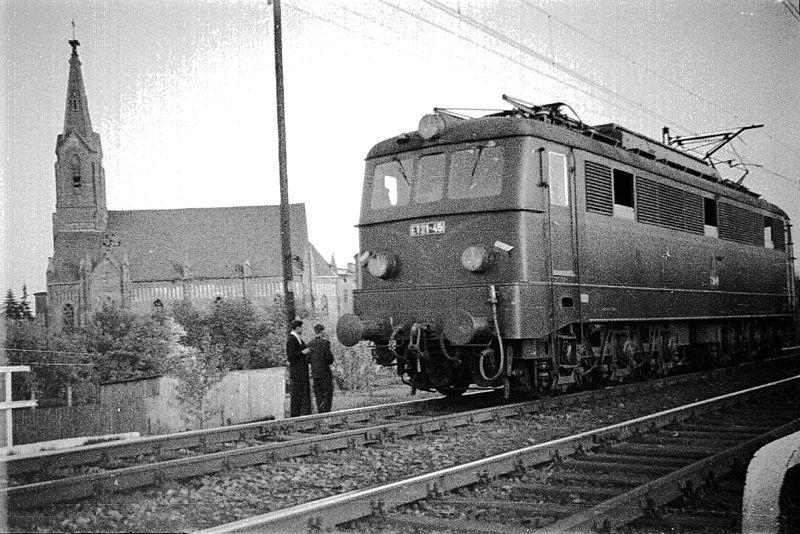 Radomsko 1957r.