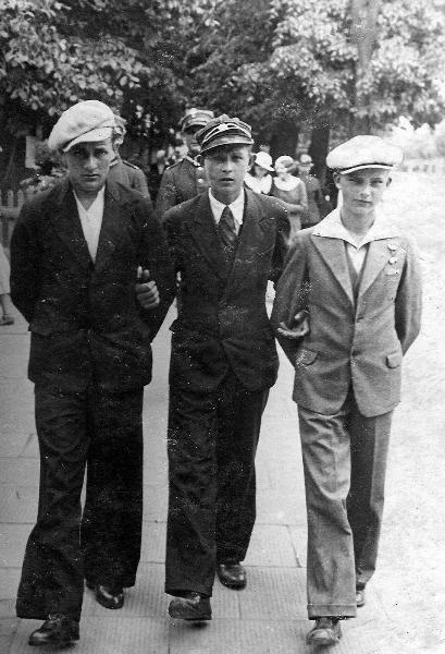 Radomsko, lata ok.1930-32r