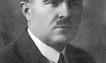 Dyrektor fabryki Thones-Mundus Klemens Kornhoefer (ur. 1881 r.) -1931 r. Fotografia z kolekcji J. Kaszyńskiego.