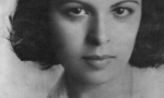 Barbara Herszkiewicz (1911-1956), pianistka, malarka, pierwsza żona Henryka Fajta, znanego radomszczańskiego muzyka i kompozytora. Zdjęcie z ok. 1930 r. Fotografia z kolekcji S. Sankowskiego.