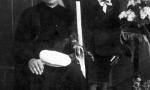 Tadeusz Półrola (1922-1996) - syn Feliksa i Janiny z Molskich.  Zdjęcie z 1932 r. Fotografia z kolekcji A. Spychało.