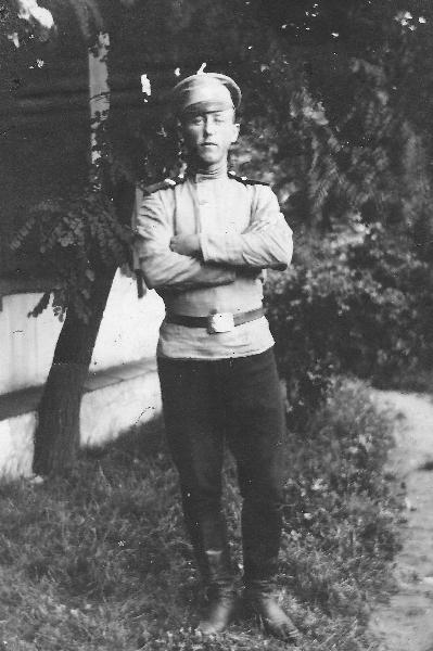 Fotografia z 1917r.