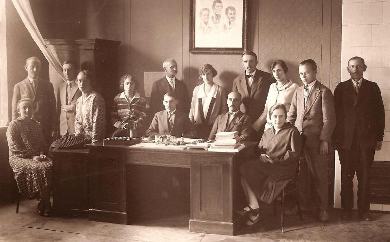 Fotografia z 1930r.