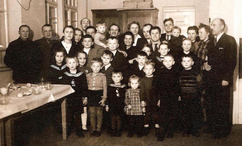Fotografia z 1949r.