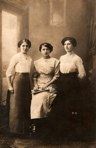 Fotografia z 1910r.