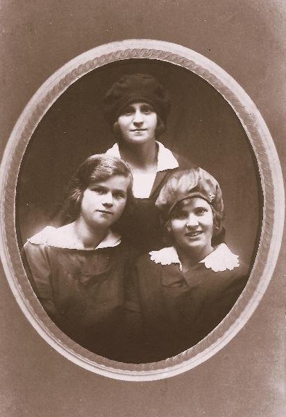 Fotografia z 1925r.