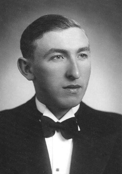Fotografia z ok. 1945r.