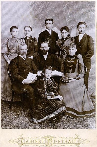 Rodzina Feliksa Fabianiego