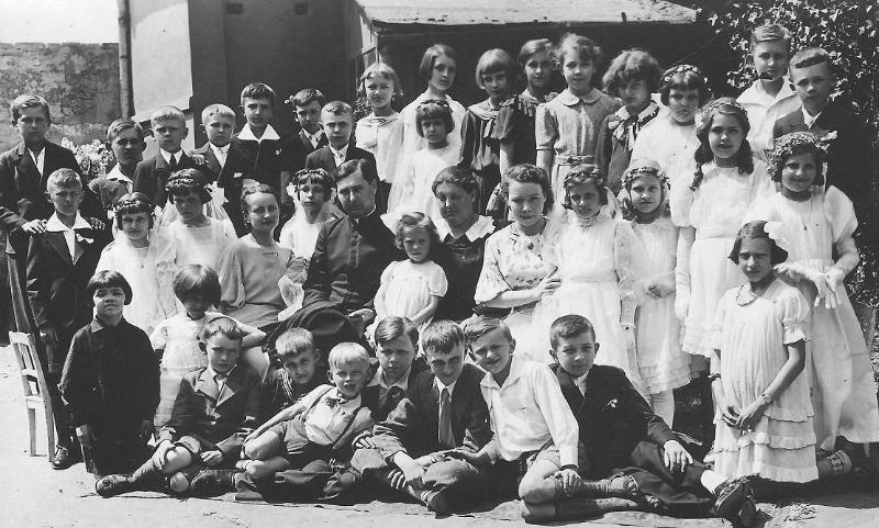 Fotografia z 1936 lub 1937r.