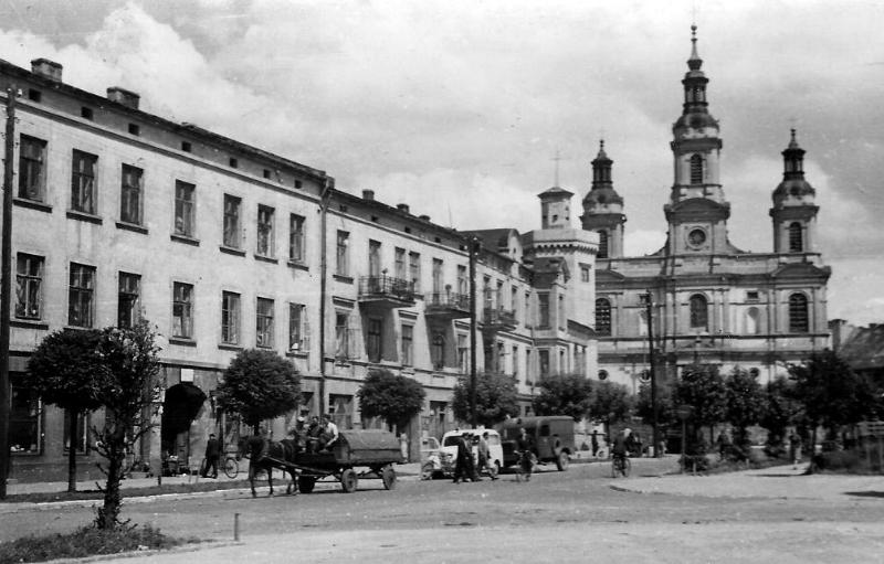 Radomsko w latach 60 – tych XX w.