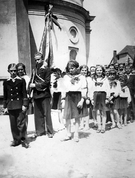 Radomsko, 1939r.