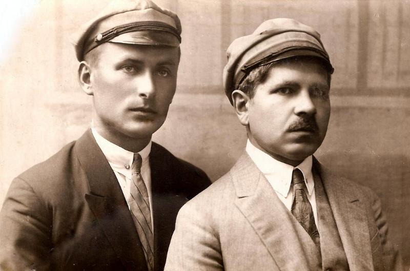 Fotografia z ok.1906r.