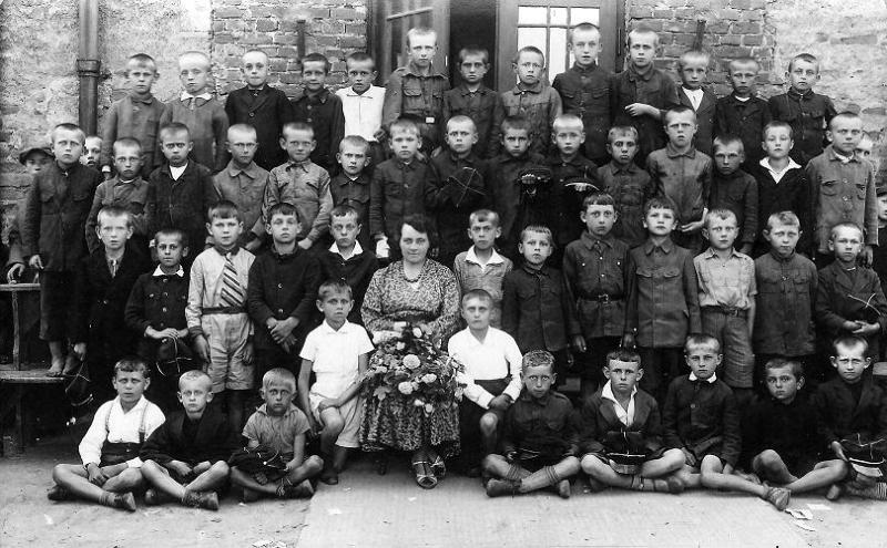 Zdjęcie z ok. 1930 r.