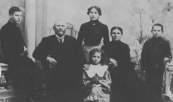 Zdjęcie z ok.1910r
