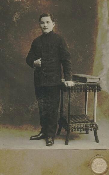 Zdjęcie z ok.1914r.