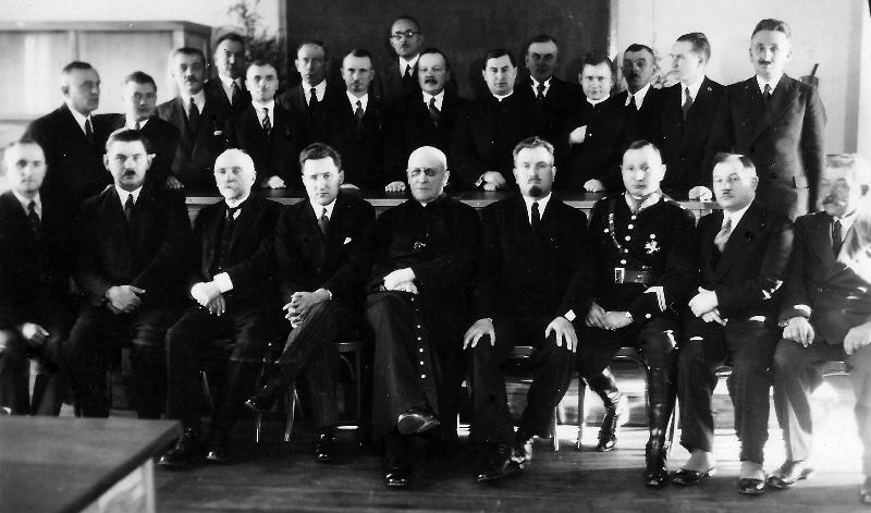 Zdjęcie z 1935r.