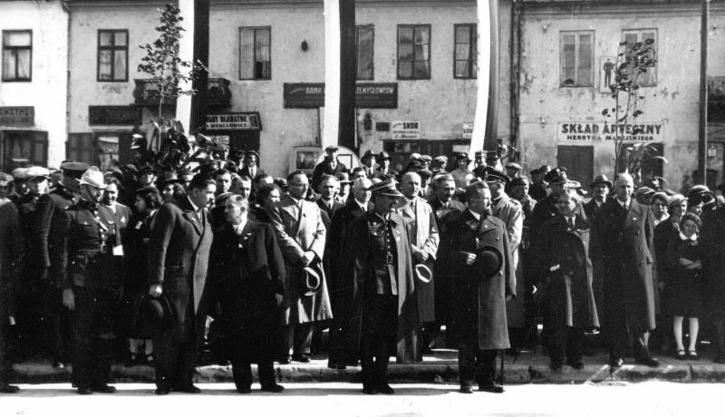 Radomsko, 21 maja 1939r.