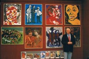 Wystawa Eugeniusz GENO Małkowskiego pt. Malarska Kronika XX wieku - styczeń 2007