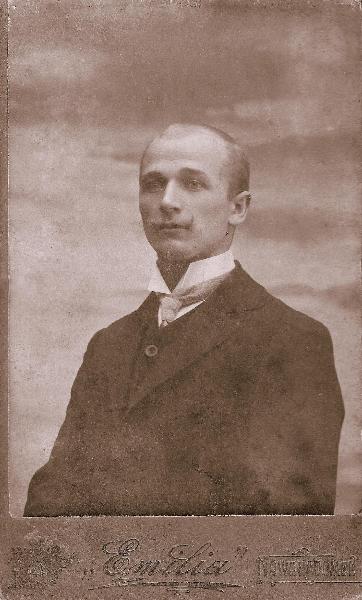 Zdjęcie wykonane przed 1918r.