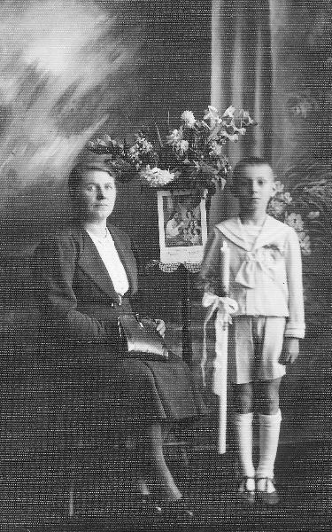 Zdjęcie z 1941r.