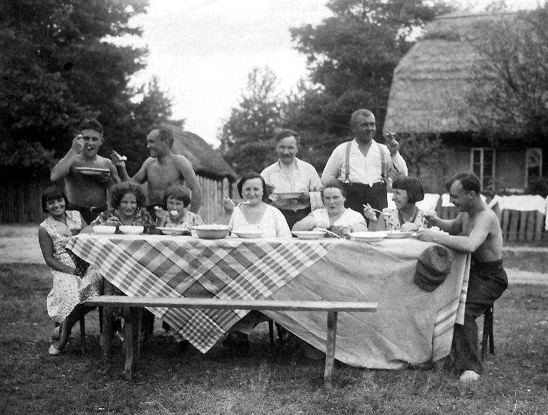 Dwudziestolecie międzywojenne, Fotografia z kolekcji A. Żarneckiej<br/>