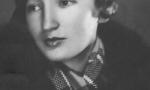 Janina Dąbrowska (1912-1975) - w 1935r. wyszła za mąż za Jana Dawida. Zdjęcie z ok. 1932 r. Fotografia z kolekcji J. Kaszyńskiego.