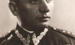 Bolesław Kozakiewicz (1901-1976) - syn pary z poprzedniego zdjęcia. Był majorem Wojska Polskiego, walczył z bolszewikami w 1920 r. i z Niemcami w 1939 r. Pochowany na cmentarzu w Radomsku. Fotografia z kolekcji J. Kaszyńskiego.