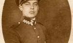 Józef Nowakowski (1908-1972). Zdjęcie z ok. 1933 r. Fotografia z kolekcji H. Nowakowskiej.