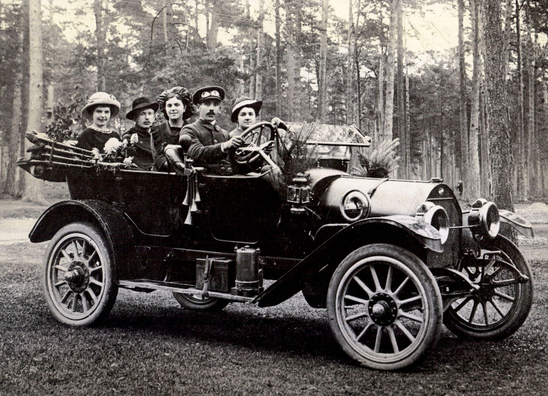 Zdjęcie ok.1912r.