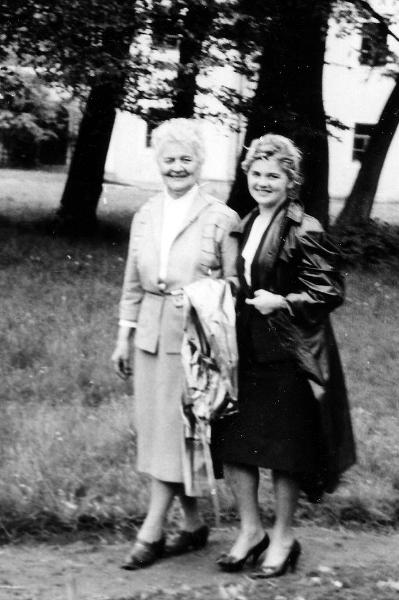 Zdjęcie z ok.1950r.
