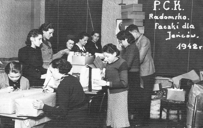 Zdjęcie z ok.1942r.