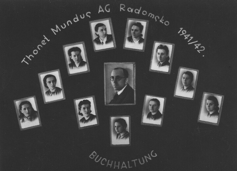Radomsko 1941/42