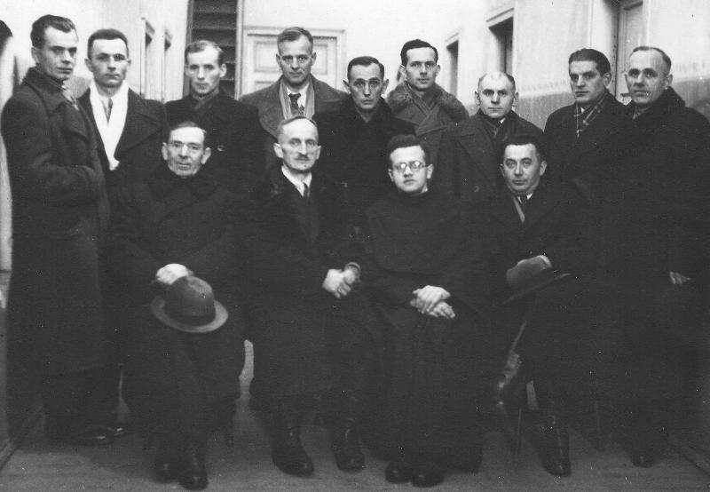 Zdjęcie z ok. 1945r.