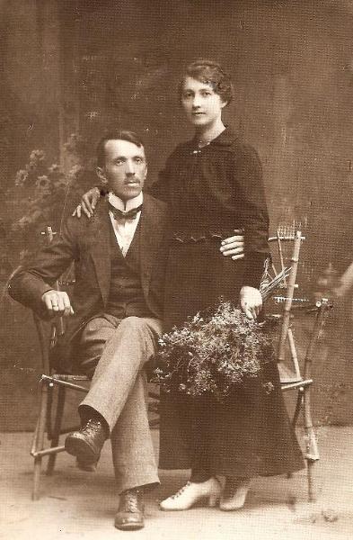 Fotografia z 1915r.