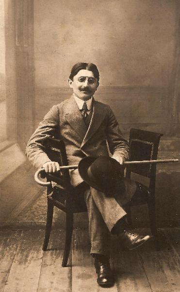 Fotografia z 1920r.