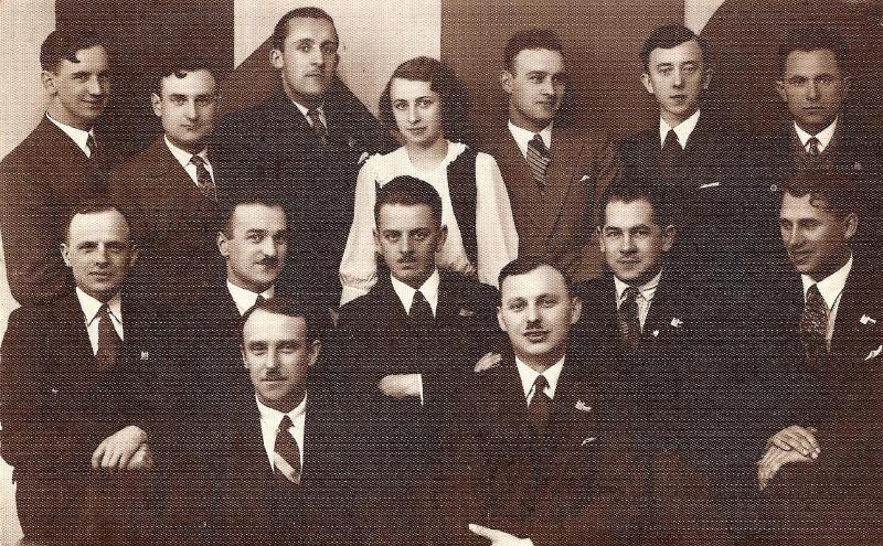Fotografia z 1932r.