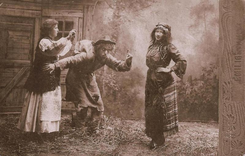 Fotografia sprzed 1918r.