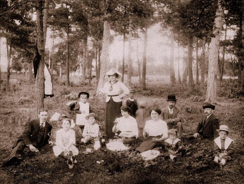 Fotografia z 1913r.