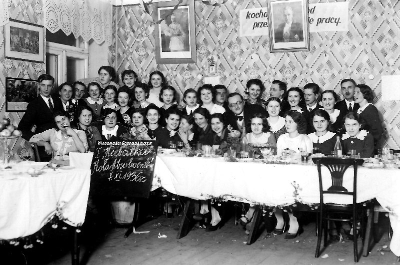 Fotografia z 1936r.