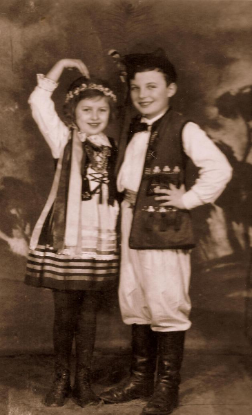 Fotografia z ok. 1938r.