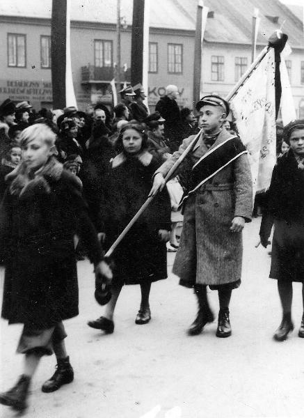 Radomsko, 1938r.