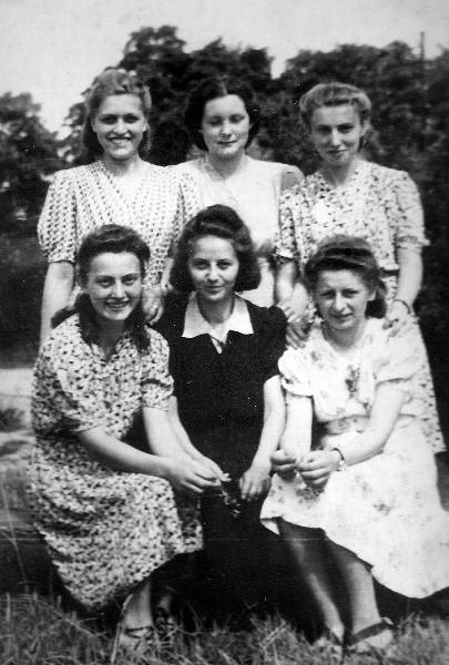 Fotografia z 1945r.