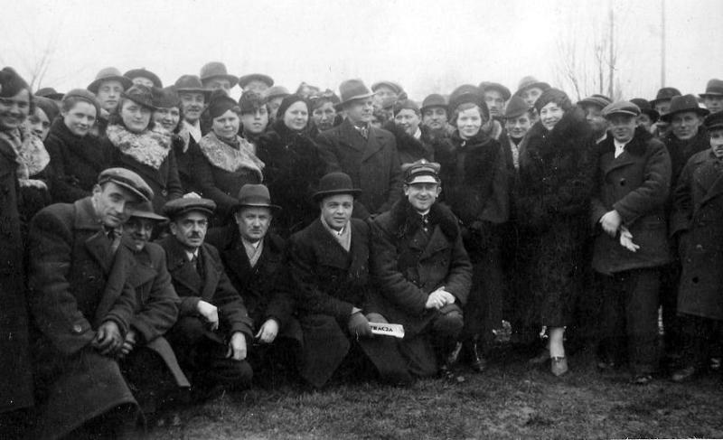 Zdjęcie z ok. 1935 r.
