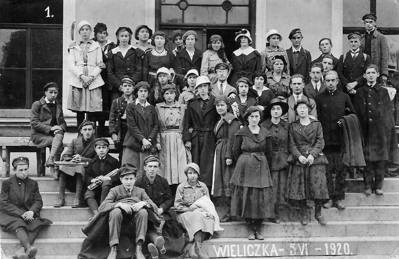 Zdjęcie z 1920r.